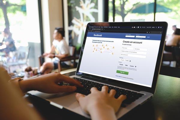 facebook track